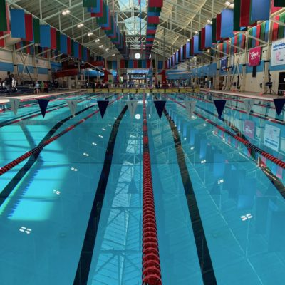 Writer in Training: Swimmers, Take Your Mark